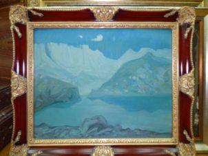 озеро в Шахимардоне