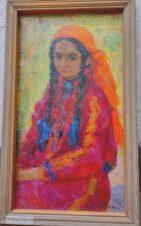 Юннатка из Узбекистана