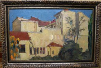 Старые дома в Одессе