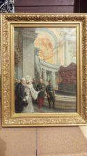 Николай ll у гробницы Наполеона