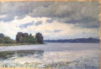 Белоярская ГЭС. Белоярское водохранилище.