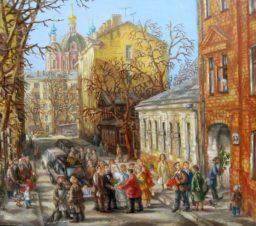 Голиковский переулок. Свадьба