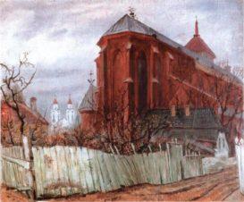 Кафедральный собор Петра и Павла в Каунасе