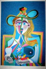 Картина с Пикассо —