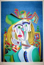 Трансформации с Пикассо — 03
