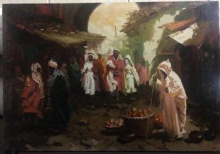 Арабский базар