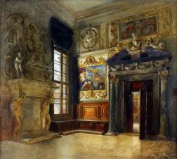 Зал Антиколлегии в Палаццо Дожей в Венеции