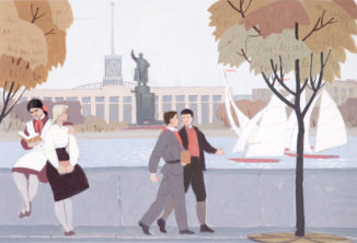 Прогулки по Ленинграду 3