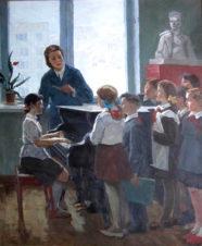 Школьный хоровой кружок
