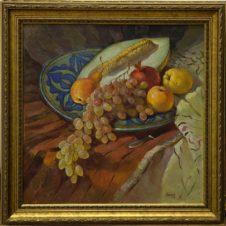 «Натюрморт с виноградом»
