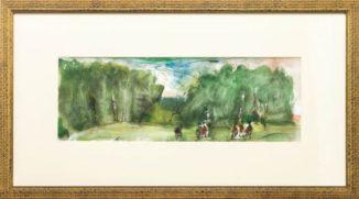Гуляния в парке