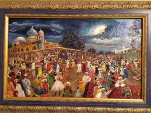 Восточный базар (Воскресный день)
