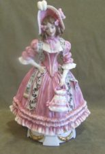 Дама в розовом (Германия)