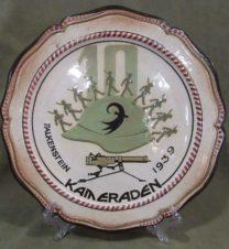 Декоративная тарелка KAMERADEN (Германия)