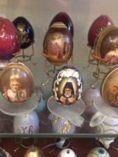 Императорские фарфоровые яйца (100 шт.)