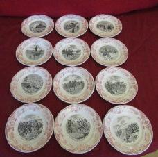 12 тарелок русско-японская война.