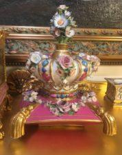 Флакон в виде короны