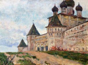Ансамбль Борисоглебского монастыря