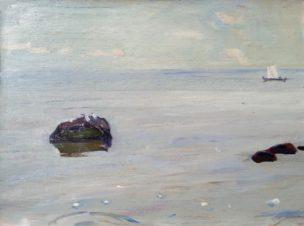 На Онежском озере