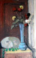 Розы и маска