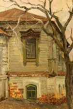 Старый дом — Ставрополь на Волге