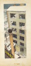 «Заводоуправление» Иллюстрация для журнала «Крокодил»