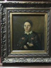 Портрет купчихи