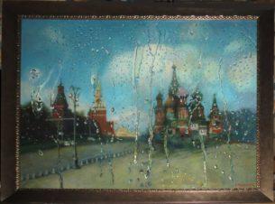 Кремль с Москворецкого моста