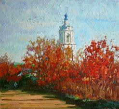 Осень в Порецком