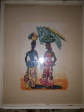 Подруги из Нигерии