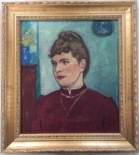 Портрет мадам Анжелы Симонпаоли