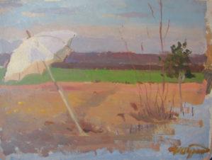 Солнечный зонт