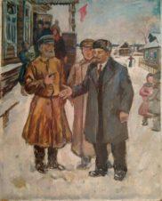 Ленин в деревне