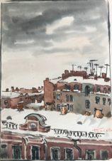Крыши Ленинграда