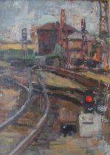 Железнодорожный разъезд