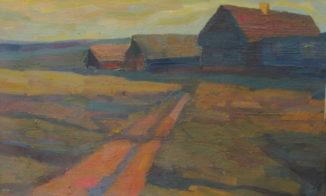 Северный хутор на Двине