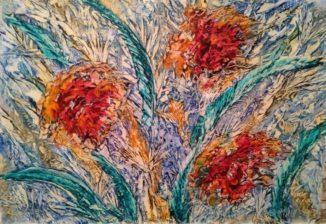 Экзис Ветер и розы