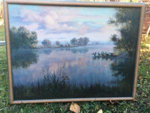 Дыхание озера