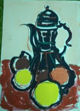 Натюрморт с графином
