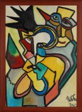 Дань уважения к Пикассо