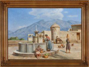 У источника в городе Равелло