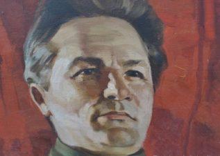 Кабинетный портрет С.М.Кирова