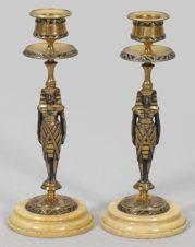 Египетские подсвечники