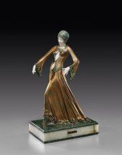Грация (статуэтка по модели Чипаруса)