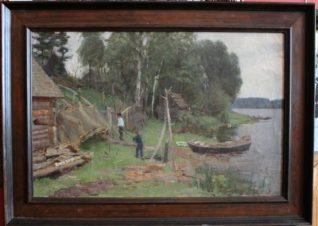 Деревня Желниха