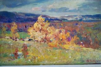 Осень золотая в Придонье