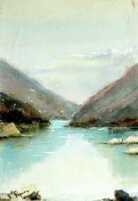 Озеро Амктел. Абхазия.