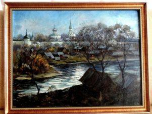 Александров. Монастырь