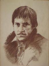 Жанровый портрет В.Высоцкого