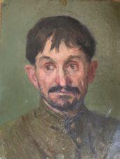 портрет командира Левона Шаумяна